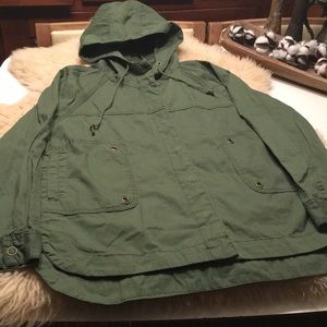 NWT Unionbay Size S Green Light Weight Jacket